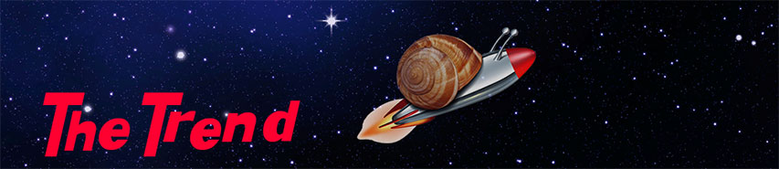 Die CO2 Tendens | Rocket Snail Image