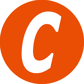 "Thumbnail: CO2.Earth ""C"" Icon"