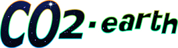 Duimnaelskets:  CO2.Earth Logo (kleur)